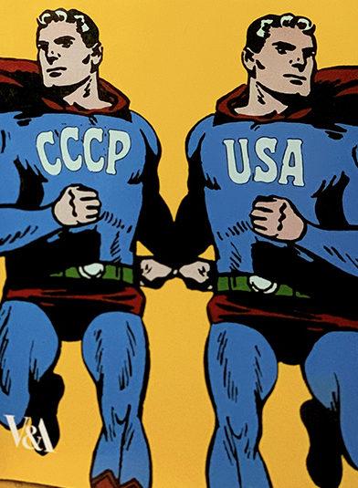 Hoe effectief waren posters in de Koude Oorlog?