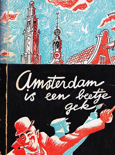 Hoe was Amsterdam in 1962?